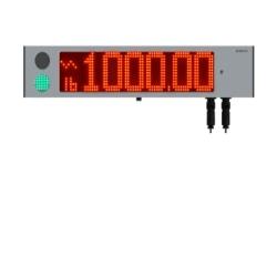 Rinstrum D841 Super Bright LED Alpha Numeric Remote Display