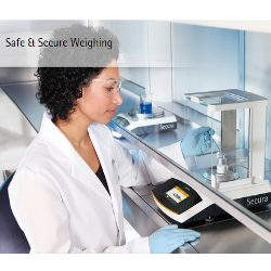 Sartorius Secura (Minebea Intec) High-Level Lab Balance