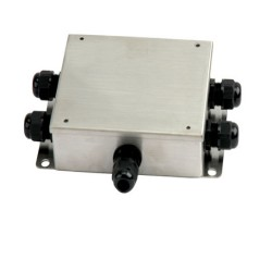 Junction Box SS w/ (4) Loadcell Summing Board