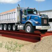Truck Scales - Mechanical Above Ground