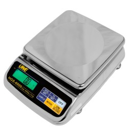 Uwe Ags Stainless Steel Counter Top Scale