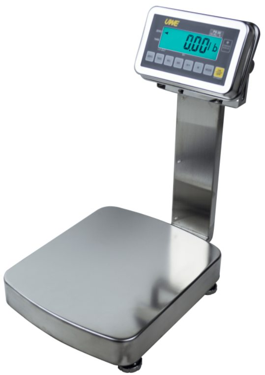 ip68 rated washdown scale for food service