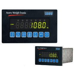weigh-tronix 1080 panel mount scale indicator