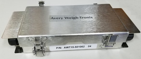 avery weigh-tronix jbit junction box and summing board
