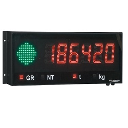 weigh-tronix remote displays