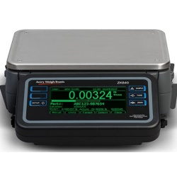 Avery Weigh-Tronix ZK840 Touch Screen Programmable Counting Scale