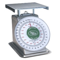 Yamato Accu Weigh Sm N Stainless Steel Dial Scale